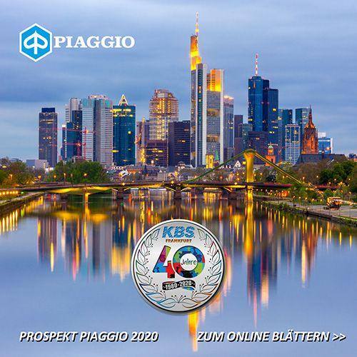 Piaggio Frankfurt
